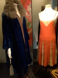 Clothing circa 1920s