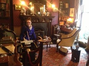 Sherlock's Study
