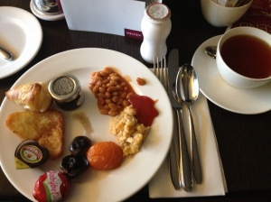 Breakfast at Mercure