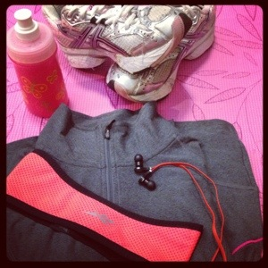 My running gear!