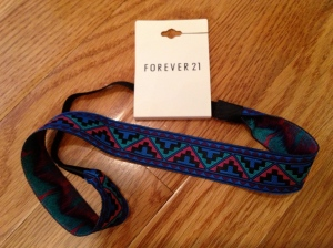 Tribal Headband, $2.80