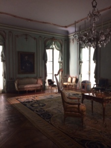 Room from the Palais Paar, Vienna